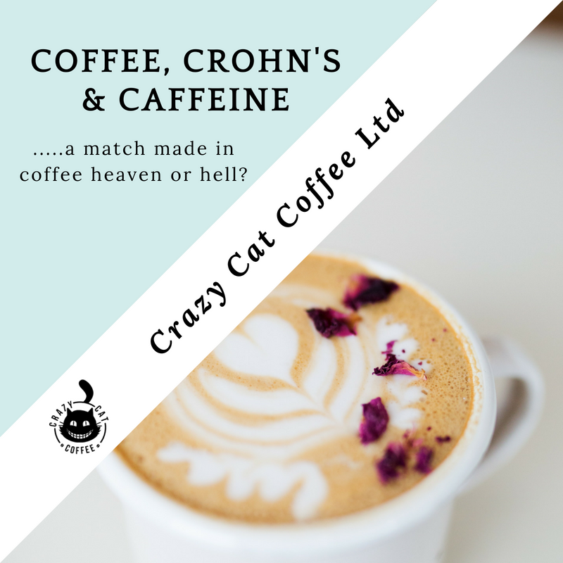 Can you drink coffee if you have Crohns