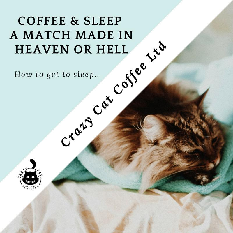 Decaf coffee can help you sleep