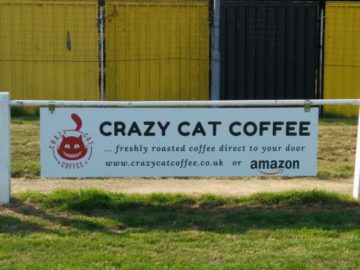 Crazy Cat sponsors local rugby club