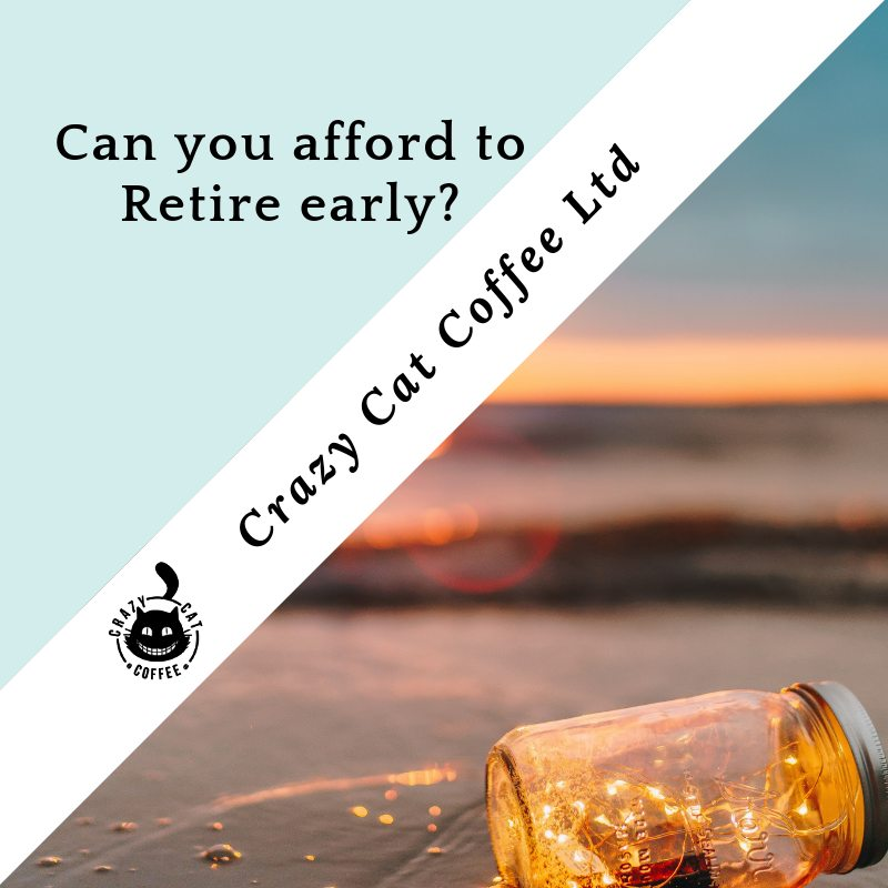 How to plan for early retirement the Crazy Cat way